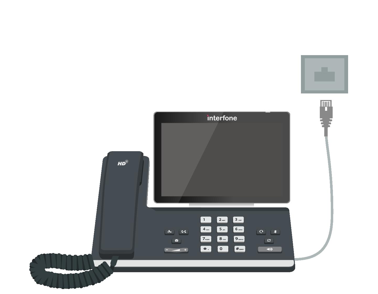 Interfone site 22