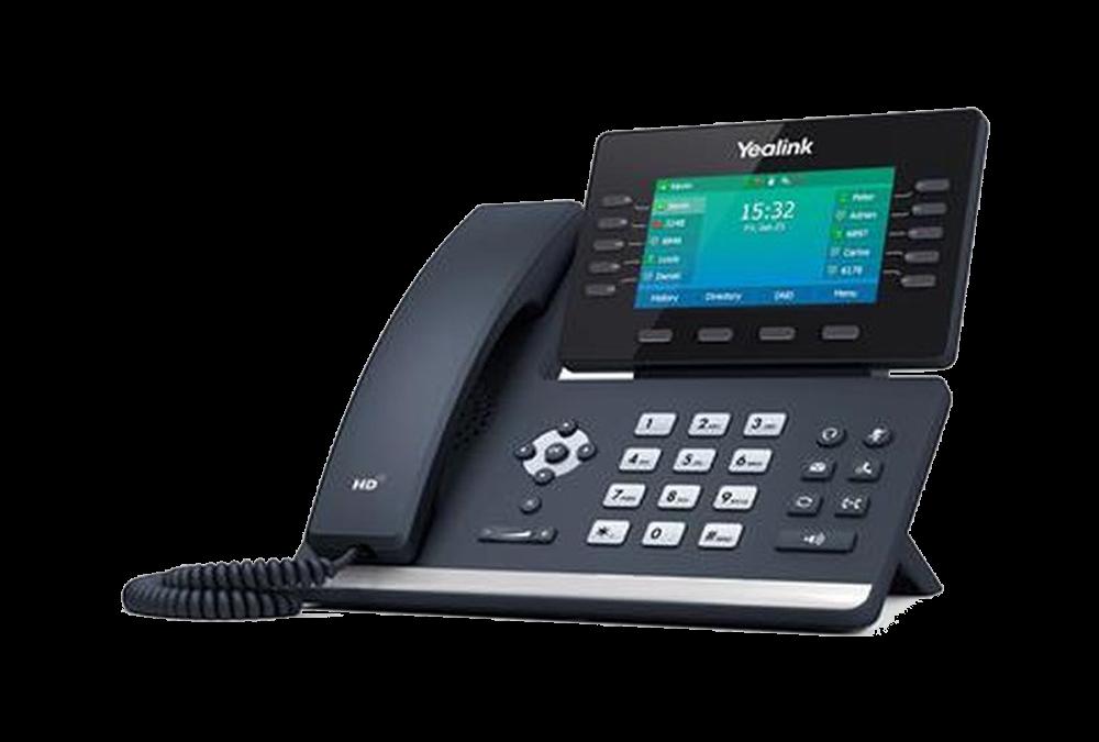 Yealink T54W Téléphone SIP PoE